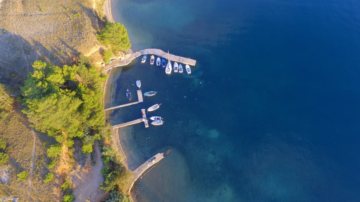 Smokvica otok Pag